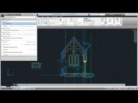 AutoCAD LT 2014: Tour the user interface