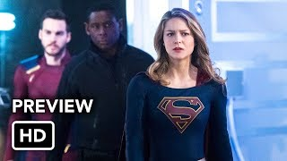 "Supergirl 3x19 Inside ""The Fanatical"" (HD) Season 3 Episode 19 Inside"