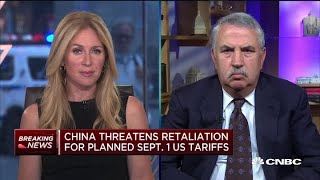 The China trade deal Trump wants is not possible, Tom Friedman says