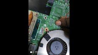 Lenovo B490 Fan Error