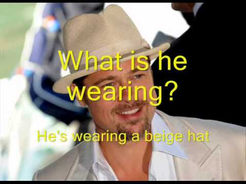 how to find out clothes a celebe was wearing