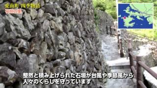 愛南町観光パンフムービー 四季物語(秋編)