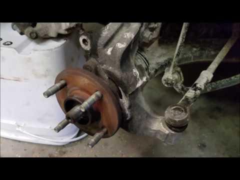 Front wheel bearing Saturn Ion 2007