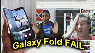 EEVblog #1204 - Samsung Galaxy Fold Failure - Analysis