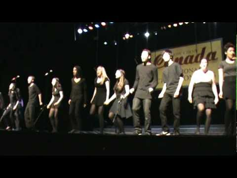 Richmond Hill High School's Vocal Fusion - National Show Choir Championships 2011 - Preliminaries