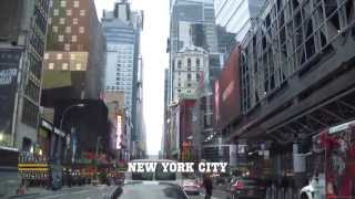 Road Trip From Miami to New York (Complete Video)
