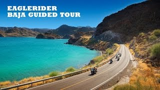 EagleRider Baja Motorcycle Tour Video