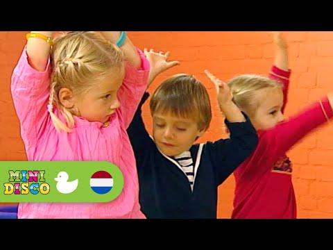 In de Maneschijn | Kinderliedjes | Liedjes voor peuters en kleuters | Minidisco