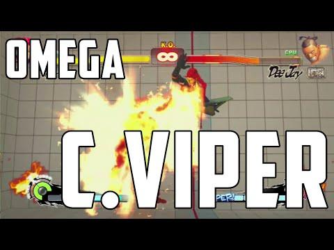 Omega CViper Combo  60fps