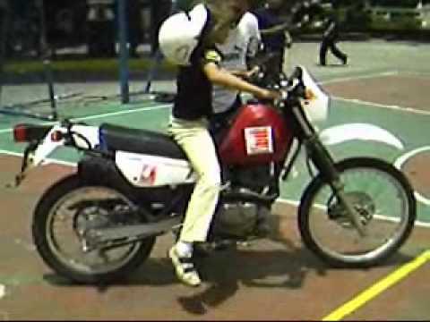 Escuadron acrobatico infantil.P.M.(caracas,venezuela)