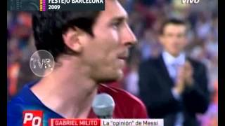 TVR Mundial - Messi Tipazo - 05-04-14