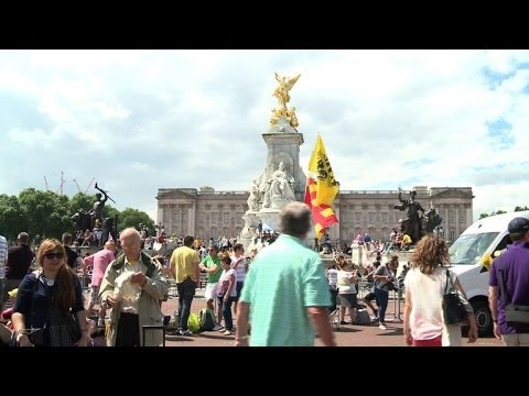 Cycling: Buckingham Palace finish close to Champs Elysees-Kittel