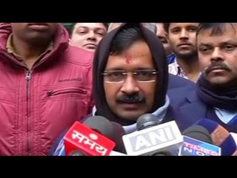 Game on. Arvind Kejriwal challenges Kiran Bedi to public debate