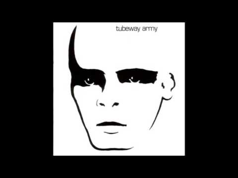 Tubeway Army  - The Life Machine