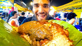 LIVING on $1 MALAYSIAN STREET FOOD for 24 HOURS!
