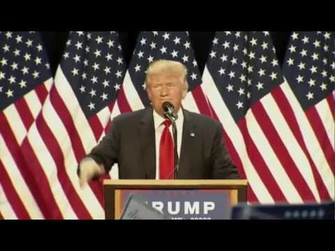 FULL EVENT  Donald Trump Rally in Eugene, Oregon 5 6 16 Lane Events Convention Center at the Fair 7