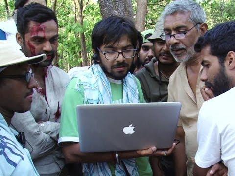 Abhay Deol On A Run! - Chakravyuh