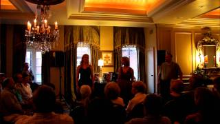 "Bon Operatit! Performs ""Hallelujah"" at The Inn On Bourbon"