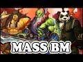 Grubby MASS BM Warcraft 3 ORC Vs NE Echo Isles mp3