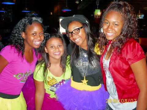 Omg Girlz Pretty Girl Bag (remix) video