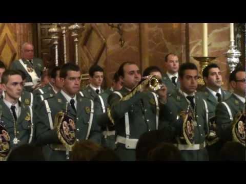 CC.TT.Centuria Romana Macarena (4/5).- Concierto Quinario Basílica 2012.