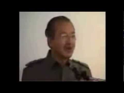 Dr Mahathir : MiG Malaysia jet fighters bombing Singapore trailer
