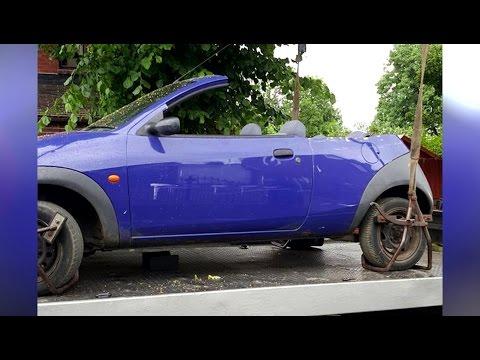 DIY CONVERTIBLE CAR