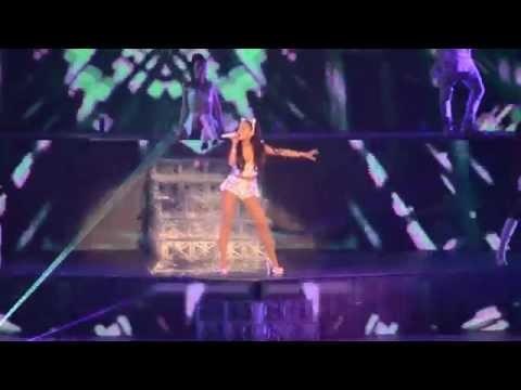 All My Love Ariana Grande LIVE Honeymoon Tour MSG NY 3 21 15