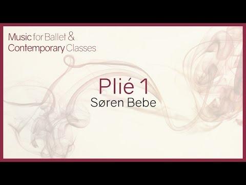 Music for Ballet Class. Plie no 1. Free sheet music!