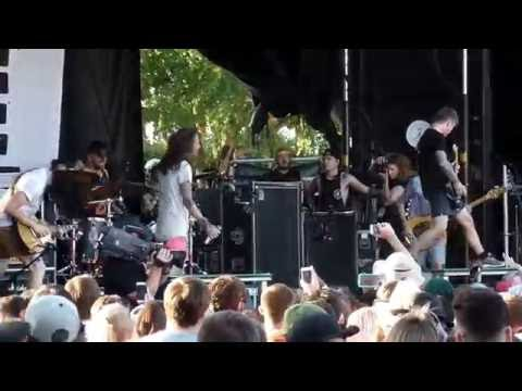 Mayday Parade - When You See My Friends (Live Vans Warped Tour 2016)