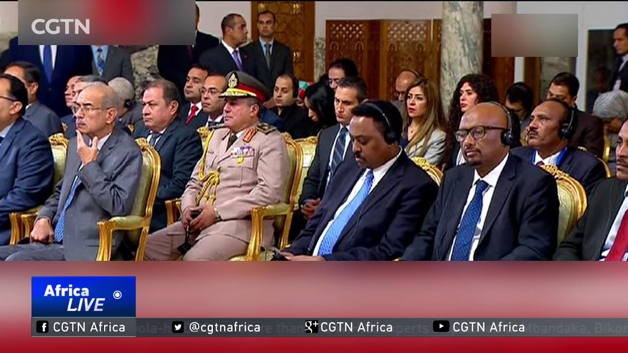 CGTN: Ethiopia and Egypt Discuss Bilateral Relationship - ኢትዮጵያ እና ግብጽ በሁለትዮሽ ግንኙነት ላይ ተወያዩ