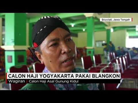 Video info asrama haji yogyakarta