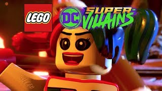 Meet LEGO DC Super Villains: 8 Character Gameplay Trailers