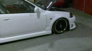 Proyecto Honda Civic Coupe 96