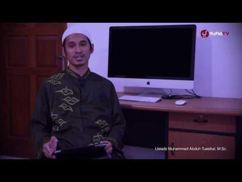 Cerita Islami: Kisah Abu Hurairah Dan Jin - Ustadz Muhammad Abduh Tuasikal