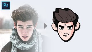 [Photoshop] Create your own character with only a mouse and a Pentool