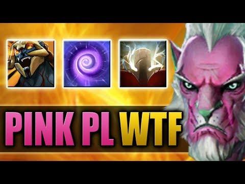 Triple Passive Imba Right Click Chameleon Phantom [Color changing Lancer] Dota 2 Ability Draft