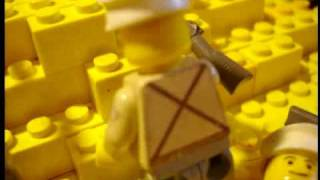 Lego Story of Sgt Winterbottom
