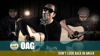 Oag Don 39 T Look Back In Anger Flyfmstripped