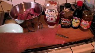 Cooking Boneless Beef Ribs with a Great Marinade