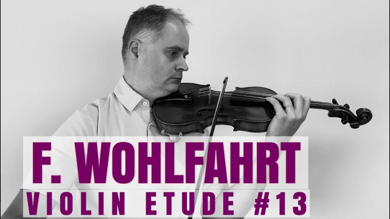 wohlfahrt violin book 1 pdf