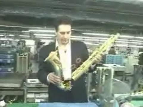 Yamaha Japan Sax Factory Tour