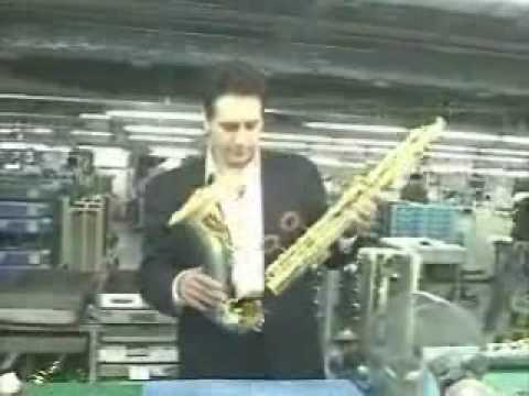 Yamaha Japan Sax Factory Tour