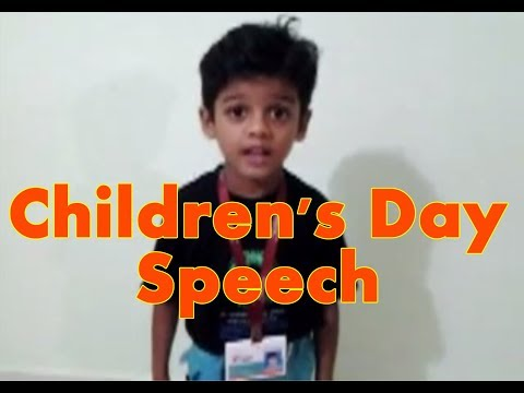 children day speech On children's day, here are some of the stirring quotes from the speech that is considered to be one of the greatest speeches of the 20th century.