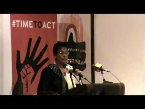 Psvi Sri Lanka Event: Veteran Actress Speaks About Sexual Violence video