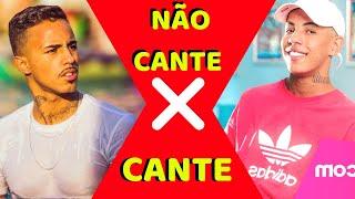 Desafio: CANTE APENAS QUANDO PERMITIR (FUNK 2019)
