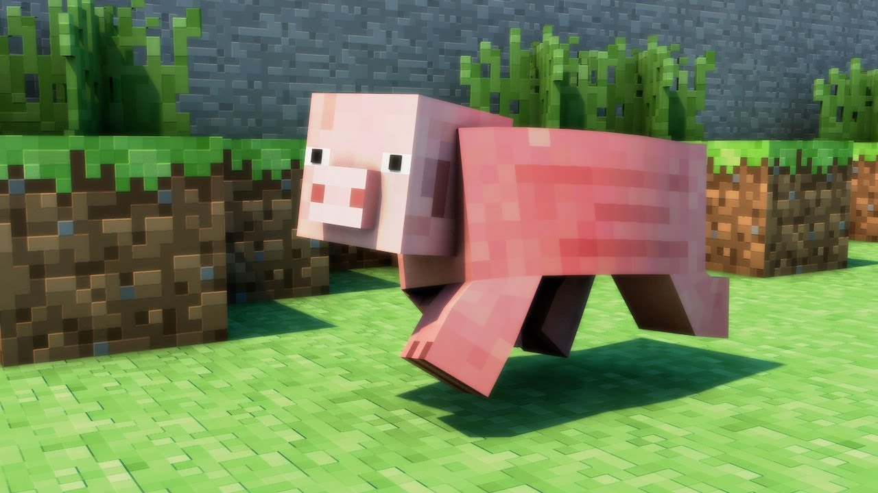 how to make pigs have babies in minecraft