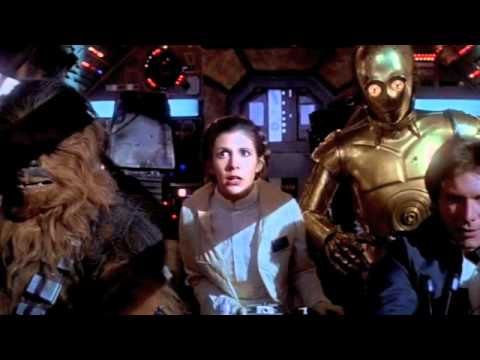 Star Wars - The Empire Strikes Back Chewbacca Supercut (part 1)