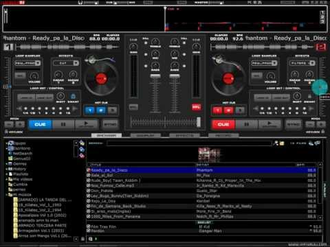 Como usar y descargar virtual Dj 7 (DjBurgos)