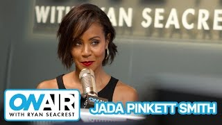 Jada Pinkett Smith Dishes on Channing Tatum, Magic Mike XXL | On Air with Ryan Seacrest